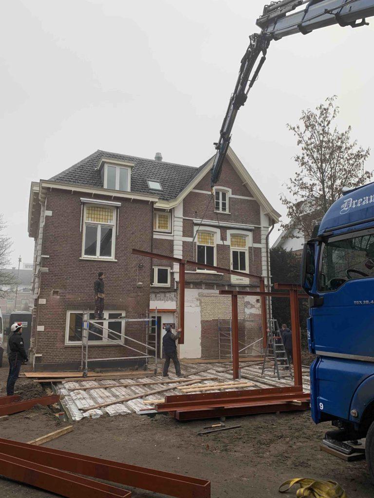Van der Grift Bouw Soest Aanbouw
